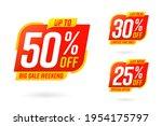 super weekend best sale sticker ... | Shutterstock .eps vector #1954175797