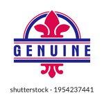 vector premium exclusive label... | Shutterstock .eps vector #1954237441