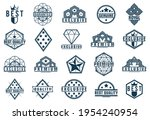 badges and logos collection for ... | Shutterstock .eps vector #1954240954