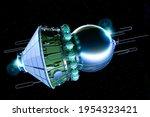 The Vostok Spacecraft Orbits...