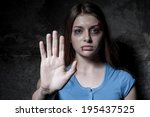 Stop Hurting Woman  Young...