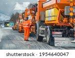 liptovsky hradok  slovakia  ... | Shutterstock . vector #1954640047