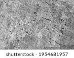 grunge texture of old damaged... | Shutterstock .eps vector #1954681957