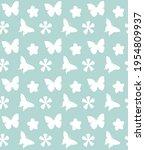 vector seamless pattern of...   Shutterstock .eps vector #1954809937