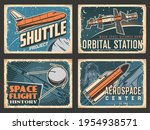space retro posters  orbital...   Shutterstock .eps vector #1954938571