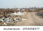Illegal Garbage Dump On The...
