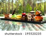 gorgeous view of different... | Shutterstock . vector #195520235