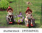 Fabulous Funny Gnomes Made Of...