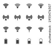 mobile network and wifi signal...