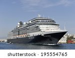 piraeus  greece  may 27  2014... | Shutterstock . vector #195554765
