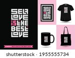 typographic quote motivation...   Shutterstock .eps vector #1955555734