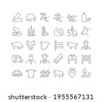 running of the bulls....   Shutterstock .eps vector #1955567131