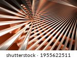 abstract gold background.... | Shutterstock . vector #1955622511