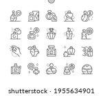 perfume. women's and man's...   Shutterstock .eps vector #1955634901