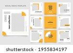social media template banner...   Shutterstock .eps vector #1955834197