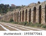 Ancient Oymap Nar Aqueduct In...