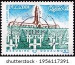 France   Circa 2006  A Stamp...