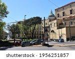 Naples  Campania  Italy   April ...