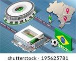 detailed illustration of a... | Shutterstock .eps vector #195625781
