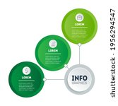 time line or infographics of... | Shutterstock .eps vector #1956294547