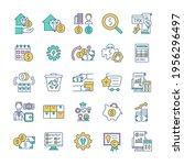 financial management rgb color... | Shutterstock .eps vector #1956296497