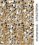 abstract leopard skin seamless... | Shutterstock .eps vector #1956378934