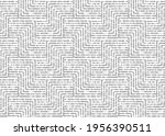 abstract geometric pattern with ...   Shutterstock .eps vector #1956390511