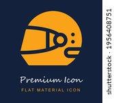racing helmet premium material...