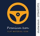 steering wheel premium material ...