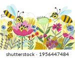 vector beautiful illustration...   Shutterstock .eps vector #1956447484