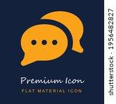 chat premium material ui ux...