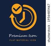 time check symbol premium...