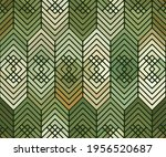 abstract seamless pattern with... | Shutterstock .eps vector #1956520687