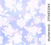 abstract floral background.... | Shutterstock .eps vector #1956831064