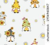 draw seamless pattern... | Shutterstock .eps vector #1956960847