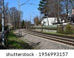 Rhine Valley Railroad On The...
