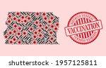 vector mosaic brazil distrito... | Shutterstock .eps vector #1957125811