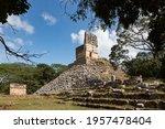 El Mirador  Ruins Of Ancient...