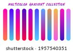 multicolor gradients swatches...