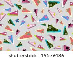 Retro Seamless Pattern Made Of...