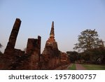 Historical And Cultural Ruins...