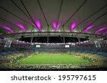 rio de janeiro  brazil   march... | Shutterstock . vector #195797615