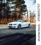 Bmw M3 Convertible E93 White...