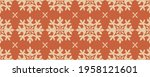 christmas drawing with... | Shutterstock .eps vector #1958121601