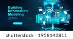 bim   building information...   Shutterstock .eps vector #1958142811