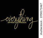 typography slogan vector... | Shutterstock .eps vector #1958171467