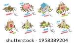 online business and finance 3d...   Shutterstock .eps vector #1958389204