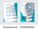 a4 format brochure or flyer for ...   Shutterstock .eps vector #1958390467