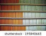 circa june 2003   berlin  old...   Shutterstock . vector #195840665