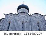 Church Dome Cross Sky  Religion ...